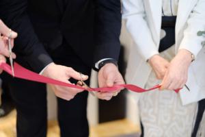 Организация открытия магазинов и торговых центров